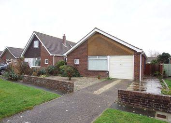 Leamington Crescent, Lee-On-The-Solent PO13. 3 bed detached bungalow for sale