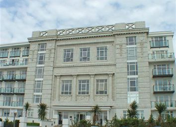 Thumbnail 2 bed flat to rent in Central Promenade, Douglas, Isle Of Man