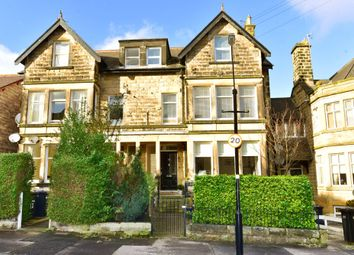 Thumbnail 1 bed flat for sale in West Cliffe Grove, Harrogate