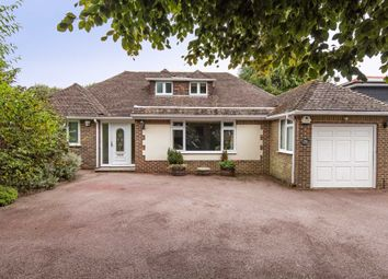 Thumbnail 4 bed detached house for sale in Salvington Hill, Worthing