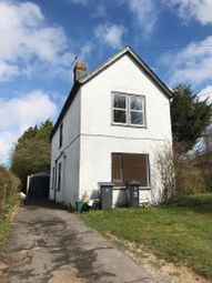 Thumbnail 3 bed detached house for sale in White Lodge, 130 Canterbury Road, Lydden, Dover, Kent