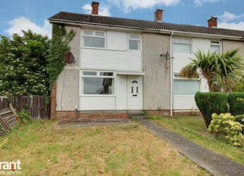 Thumbnail 3 bedroom terraced house for sale in Cumnock Walk, Dundonald