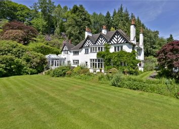 Thumbnail 9 bed detached house for sale in Marley Heights, Haslemere, Surrey