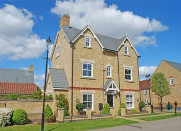 Thumbnail 4 bedroom detached house for sale in Copperfield Close, Fairfield Park, Bedfordshire