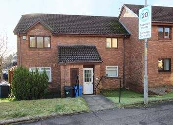 Thumbnail 2 bed flat for sale in 3 Burnside Crescent, Hardgate