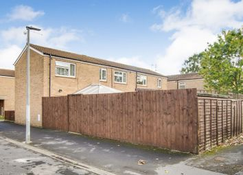 Thumbnail 3 bed end terrace house for sale in Fulmar Close, Hull
