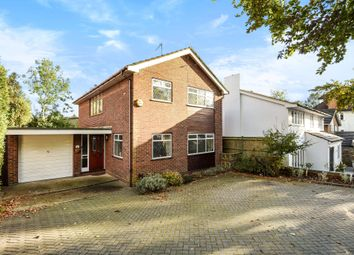 Thumbnail 4 bed detached house for sale in Watford Road, Northwood