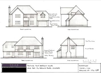 Thumbnail Land for sale in Harwich Road, Lawford, Manningtree, Essex
