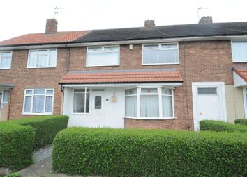 Thumbnail 3 bed terraced house for sale in Amethyst Road, East Hull