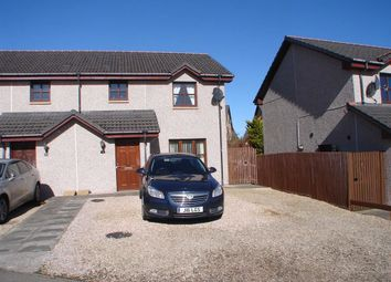 Thumbnail 3 bed semi-detached house for sale in Glassgreen Brae, Elgin