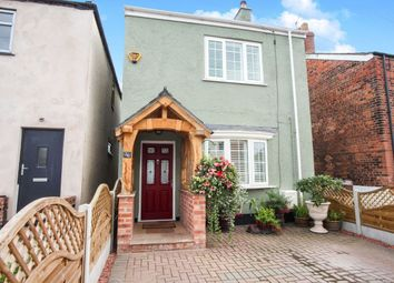 Thumbnail 2 bed detached house for sale in Chapel Street, Wincham, Northwich