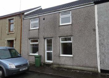Thumbnail 2 bed terraced house to rent in John Street, Aberdare, Rhondda Cynon Taf