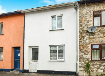 Thumbnail 2 bed terraced house for sale in Bradley Lane, Newton Abbot