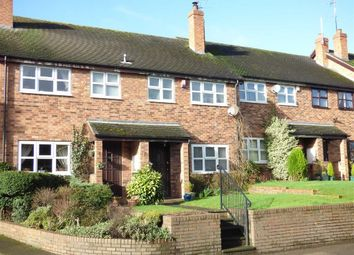 Thumbnail 3 bed terraced house for sale in Cheshire Street, Audlem, Crewe