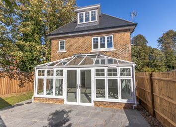 Thumbnail 3 bed detached house for sale in Queens Road, Weybridge