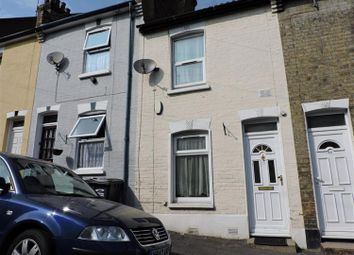 Thumbnail 2 bedroom terraced house to rent in Castle Street, Greenhithe