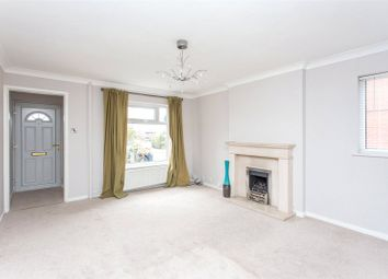 Thumbnail 2 bed semi-detached house for sale in Heron Grove, Leeds, West Yorkshire