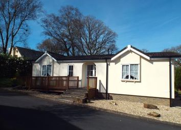 Thumbnail 2 bed mobile/park home for sale in Sampford Courtenay, Okehampton, Devon