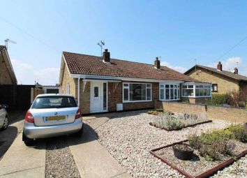 Thumbnail 3 bed semi-detached bungalow for sale in Meadow Way, Carlton Colville, Lowestoft