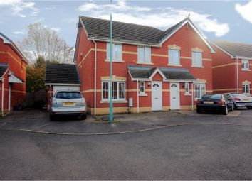Thumbnail 3 bed semi-detached house for sale in Jordan Way, Monmouth