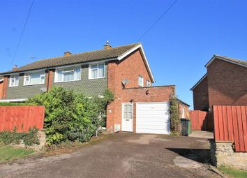 Thumbnail 3 bed semi-detached house for sale in Pleasant Row, Hereford