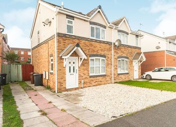 Thumbnail 3 bed semi-detached house to rent in Maldon Drive, Hull