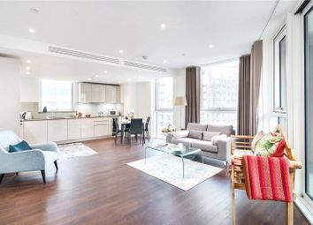 Thumbnail 2 bedroom flat to rent in Haydn Tower, 50 Wandsworth Road