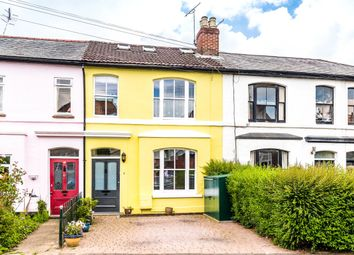 Thumbnail 4 bed terraced house to rent in Warren Road, Reigate, Surrey