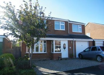 Thumbnail 4 bed detached house for sale in Resolution Way, Whitby, North Yorkshire