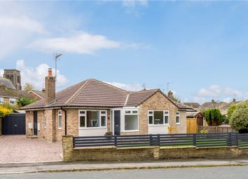 3 bed detached bungalow for sale in Hill Top Drive, Harrogate, North Yorkshire HG1