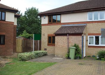 Thumbnail 2 bed end terrace house for sale in Sidlaw Court, Fullers Slade, Milton Keynes