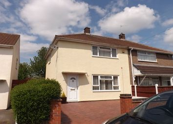 Thumbnail 2 bed property to rent in Bevin Road, Bentley, Walsall