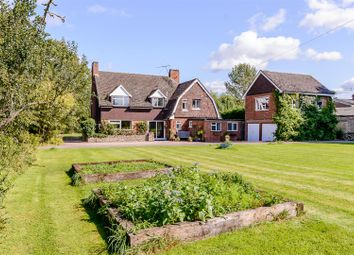 Thumbnail 5 bed detached house for sale in Hay Lane, Shernal Green, Droitwich Spa, Worcestershire