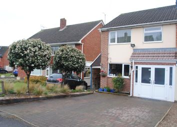 Thumbnail 2 bed semi-detached house for sale in Drayton Close, Swindon Village, Cheltenham