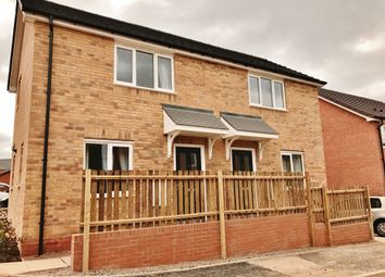 Thumbnail 1 bed end terrace house to rent in Courtelle Road, Coventry