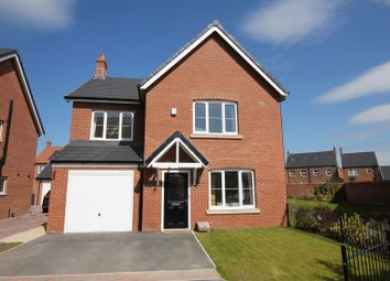 Thumbnail 4 bedroom detached house for sale in Poplar Crescent, Sowerby, Thirsk