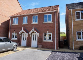 Thumbnail 2 bed semi-detached house for sale in Springfield Drive, Wakefield