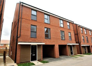 Thumbnail 3 bed town house to rent in Malthouse Drive, Grays