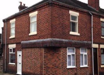 Thumbnail 2 bed flat to rent in Alma Street, Fenton, Stoke-On-Trent