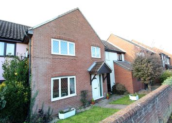 Thumbnail 4 bed terraced house for sale in Phillips Crescent, Needham Market, Ipswich