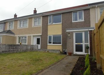 Thumbnail 3 bed terraced house for sale in Caerphilly Avenue, Winch Wen, Swansea