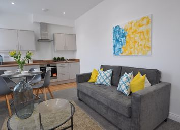 Thumbnail 1 bed flat for sale in Toward Road, Sunderland