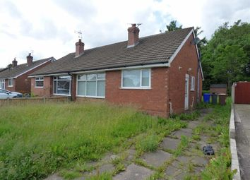 Thumbnail 2 bed semi-detached bungalow for sale in Weldon Avenue, Weston Coyney, Stoke-On-Trent