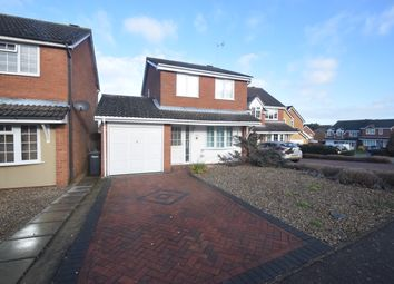 Thumbnail 3 bed detached house for sale in Edwin Panks Road, Hadleigh, Ipswich