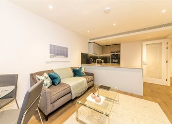 Thumbnail 2 bed flat for sale in 4 Riverlight Quay, Vauxhall