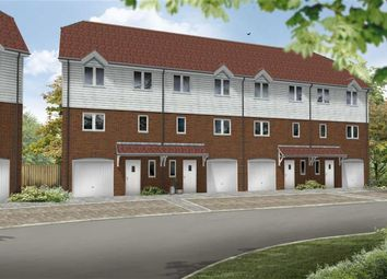 Thumbnail 3 bed terraced house for sale in Passmore Green Phase 2, Maidstone, Kent