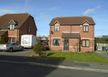 Thumbnail 2 bed semi-detached house to rent in Church Meadow Road, Rossington, Doncaster