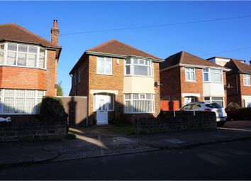 Thumbnail 3 bed detached house for sale in Runswick Drive, Wollaton
