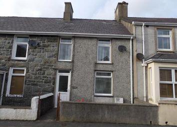 Thumbnail 3 bedroom terraced house for sale in Station Road, Llanrug, Caernarfon, Gwynedd