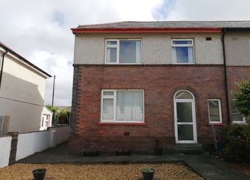 Thumbnail 4 bed property to rent in Lon Y Glyder, Bangor